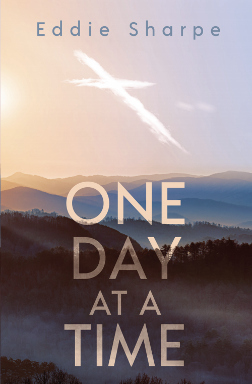 One Day At A Time - by Eddie Sharpe - Paperback